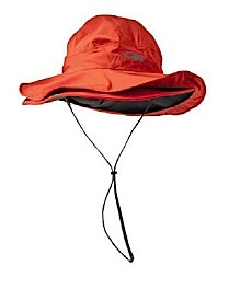 photo: Outdoor Research Sunshower Sombrero rain hat