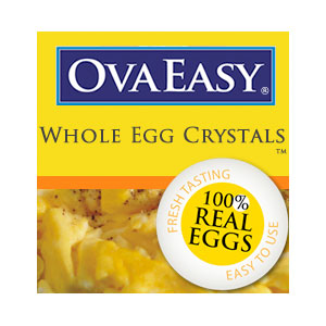 photo of a OvaEasy breakfast