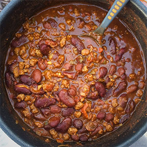 photo: Packit Gourmet Texas State Fair Chili meat entrée