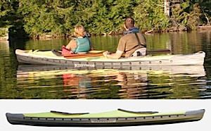 Pakboats   XT-16 Double