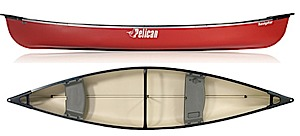 photo: Pelican International Navigator recreational canoe
