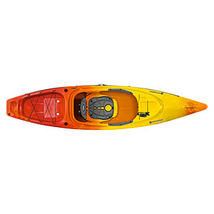 photo: Perception Sound 10.5 Angler recreational kayak