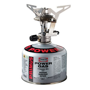 photo: Primus TechnoTrail compressed fuel canister stove