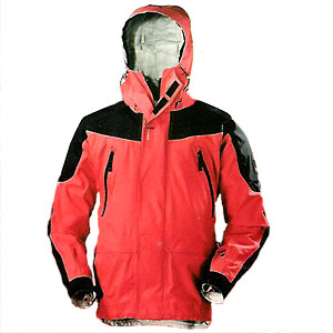 photo: Quechua Bionnassay 700 waterproof jacket