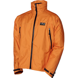 photo: Rab Drillium Jacket waterproof jacket