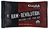 photo: Raw Indulgence Raw Revolution Organic Chocolate & Cashew Bar