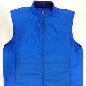 photo of a Recreation Before Responsibility synthetic insulated vest