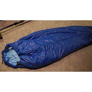 REI Thaw Corporation 0°F Sleeping Bag