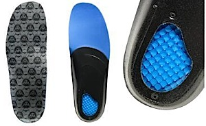 Remind Insoles Bio Tech Gel Thin-Line