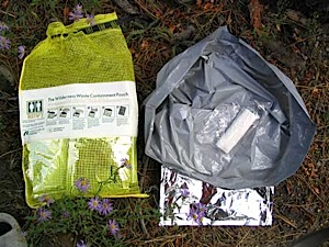 photo: Restop Wilderness Waste Containment Pouch waste and sanitation supply/device