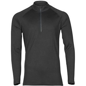 Ridge Merino Inversion 1/4 Zip Midweight Top