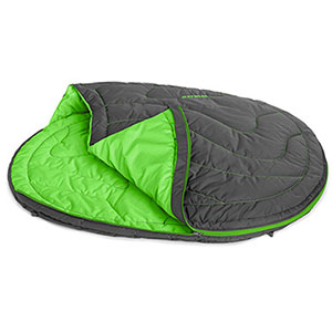 photo of a Ruffwear dog bed/shelter