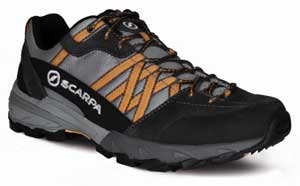 photo: Scarpa Epic trail shoe