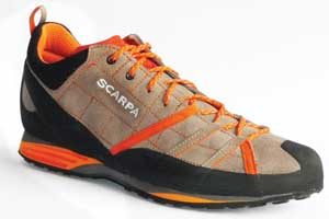 photo: Scarpa Geko Guide