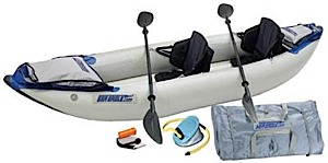 Sea Eagle Explorer 340x Pro Package