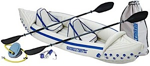 photo: Sea Eagle Sport 330 Pro Package inflatable kayak