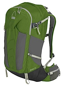 photo: Sierra Designs Herald 30 daypack (under 2,000 cu in)