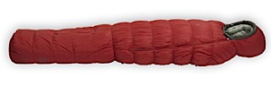 photo: Sierra Designs Nitro 0 3-season down sleeping bag