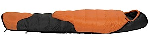 photo: Sierra Designs Pyro 15 3-season down sleeping bag