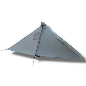 photo: Six Moon Designs Gatewood Cape tarp/shelter