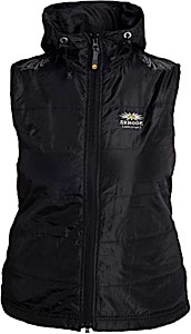 photo: Skhoop Hooded Vest synthetic insulated vest