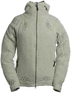 photo: Skhoop Pile Fleece Hood fleece jacket