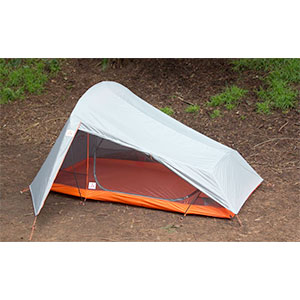 photo of a SlingFin three-season tent