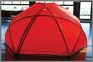 photo: SlingFin One Up - Outer Tent four-season tent
