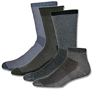 photo: Smart Socks Ultimate Hiking Bundle hiking/backpacking sock