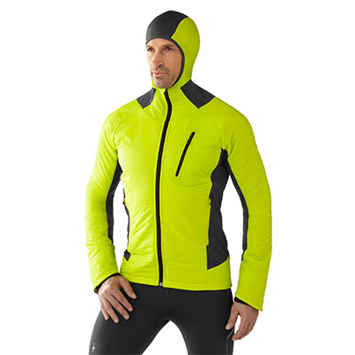photo: Smartwool PhD SmartLoft Divide Hoody Sport synthetic insulated jacket