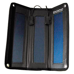 photo: SolarFocus SolarMio solar charger