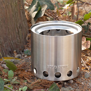 photo of a Solo Stove stove