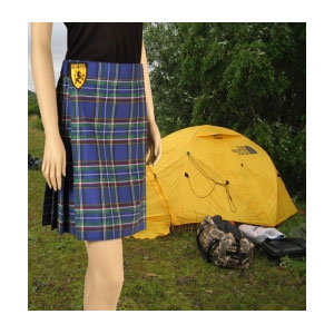 photo: Sport Kilt Women's Hiking Kilt hiking skirt