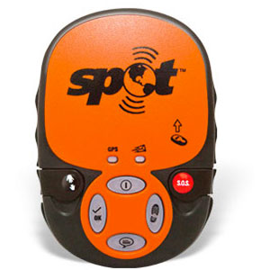 photo: SPOT Satellite GPS Messenger locator beacon