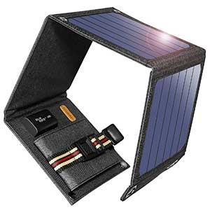 photo: Suaoki SunPower 14W Solar Charger