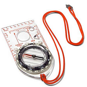 photo: Suunto M-3D Leader Compass handheld compass