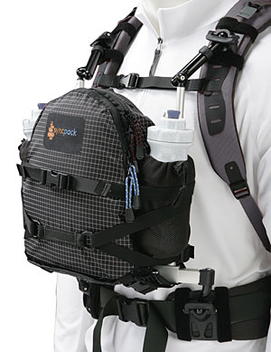 photo of a Syncpack front pack