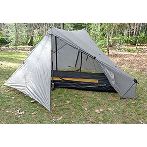 photo: Tarptent StratoSpire 1 3-4 season convertible tent