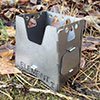 photo: TATO Gear Element Titanium Wood Stove