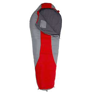 photo: Teton Sports Tracker +5°F 3-season synthetic sleeping bag