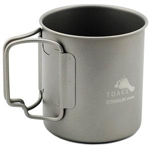 Toaks Titanium 450ml Mug