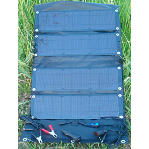 photo: Trail POWER TrailCHARGE solar charger