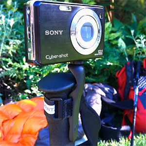 photo: Trekmount Camera Adapter trekking pole accessory