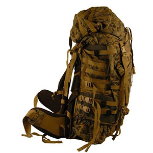 photo of a U.S. Armed Forces hiking/camping product