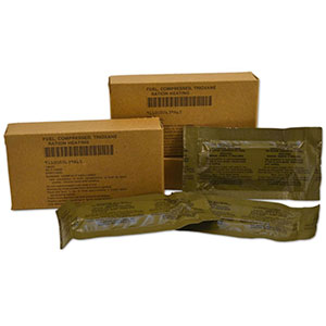 U.S. Armed Forces U.S. Military Fire Starter Trioxane Fuel Bars