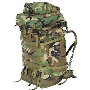 photo: U.S. Military CFP 90 expedition pack (4,500+ cu in)