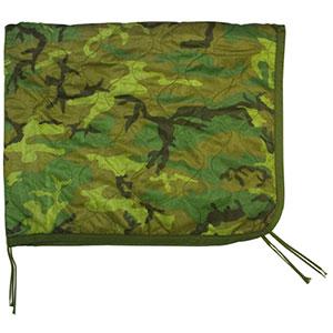 U.S. Military Poncho Liner Woobie