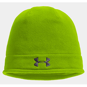 photo: Under Armour ColdGear Infrared Fleece Storm Beanie winter hat