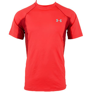 Under Armour CoolSwitch Trail Short Sleeve Tee