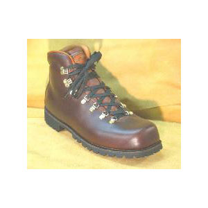 photo: Van Gorkom Custom Hiking Boots backpacking boot